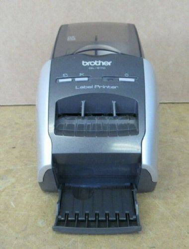 Brother QL-570 Address 300 x 600 DPI High Quality Label Printer Built In Cutter